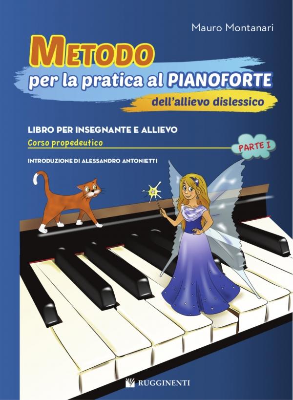 Metodo propedeutico per pianoforte Vol I
