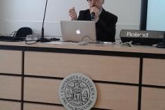Convegno all'Università Cattolica di Milano - 2015