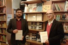 Presentazione alla Libreria di Desio - 2016